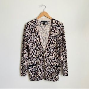 Marc by Marc Jacobs Long Cotton Cardigan